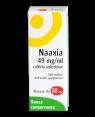 Naaxia coll 10 ml 4 ,9 %