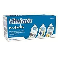 Vitalmix Mente 12 Flaconcini Da 12 Ml