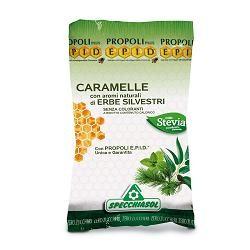 Epid Caramelle Erbe Senza Zucchero 24 Pezzi