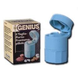 Genius Taglia/porta/frantuma Pillole