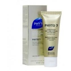 Phyto 7 Crema Idratante Capelli Secchi 50 Ml