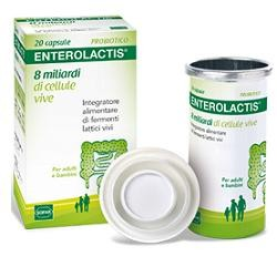 Enterolactis 20 Capsule