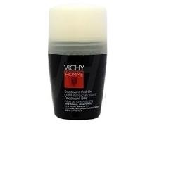Vichy Homme Deodorante Roll-on pelli sensibili 50 ml