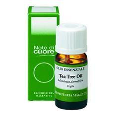 Tea Tree Olio Essenziale Naturale e Puro al 100% 10ml