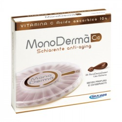 Monoderma' C10 Gel 30 Soft Vegicaps Da 0,5 Ml