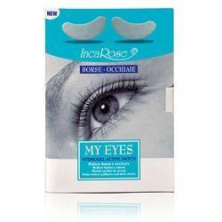 Incarose My Eyes Complex Active Patch 2 Pezzi