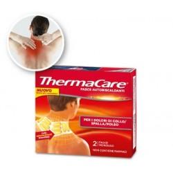 Fasce Autoriscaldanti A Calore Terapeutico Thermacare Collo Spalla Polso 2 Pezzi