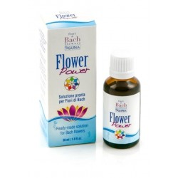 Flower Power Soluzione Pronta Fiori Di Bach 30 Ml