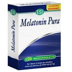 Melatonin Pura 120 Microtavolette