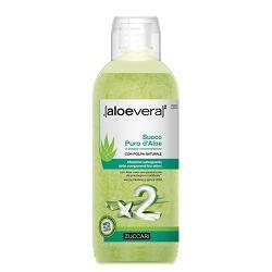 Zuccari Aloevera2 Succo Puro D'aloe A Doppia Concentrazione