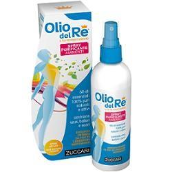 Olio Del Re Spray Purificante Ambienti 150 Ml