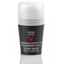 Vichy Homme Anti-Traspirante Roll-on 50 ml