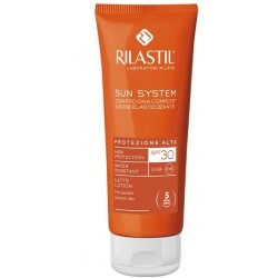 Rilastil Sun System Photo Protection Therapy Spf30 Latte 100 Ml