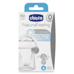 Ch Bib Nat-feel Vtr 0m+ 150ml