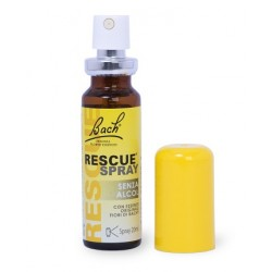 Rescue Original Spray Senza Alcol 20 Ml