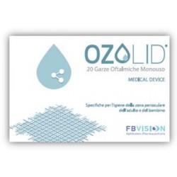 Garza Ozolid Oftalmica Tnt Con Olio Ozonizzato In Fosfolipidi Lipozoneye 20 Pezzi