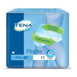 Pannolone Pull-up Tena Pants Plus Taglia Large 8 Pezzi
