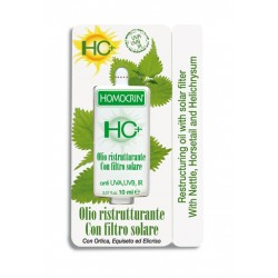 Specchiasol Hc+ Olio Ristrutturante Con Filtro Solare 10Ml