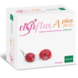 Cistiflux A Plus 36 + D Bustina