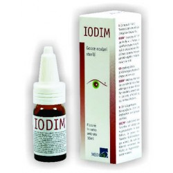 Iodim Gocce Oculari 10 Ml Sterili