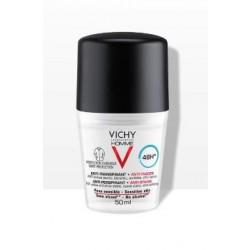 Vichy Homme deodorante anti-traspirante + anti-macchie 48H 50 ml