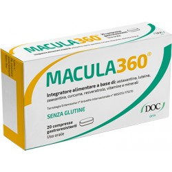 Macula360 20 Compresse Gastroresistenti