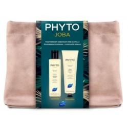 Phyto PhytoJoba Cofanetto Shampoo Capelli Secchi e Maschera + Pochette