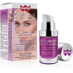 Winter Hyaluronic Face Lift Complex Crema Contorno Occhi 15 Ml