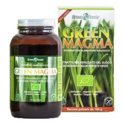 Green Magma Polvere d'erba d'orzo 150 G