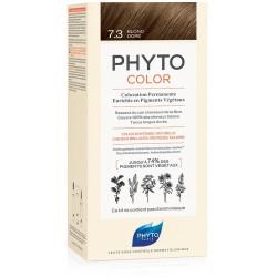 Phytocolor 7.3 Biondo Dorato 1 Latte + 1 Crema + 1 Maschera + 1 Paio Di Guanti