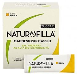 Zuccari Naturofilla Magnesio & Potassio Gusto Arancia 14 Stick Pack