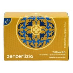 Tisana Zenzerlizia Bio 20 Filtri