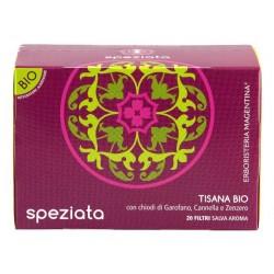 Tisana Speziata Bio 20 Filtri