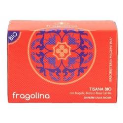 Tisana Fragolina Bio 20 Filtri
