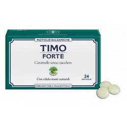 Timo Forte Pastiglie Balsamiche 24 Pezzi