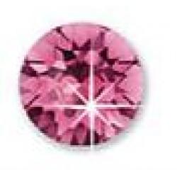 Orecchini Sterili Bjt946 Swa Crystal Rose