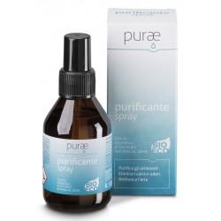 Purae Purificante Con Olio Essenziale Spray Bio Eco 100 Ml