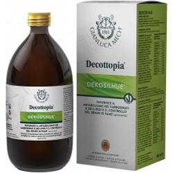 Gianluca Mech DekoSilhue Decottopirico con Funzione Sull'Equilibrio del Peso Corporeo, Senza Glutine - 500 ml