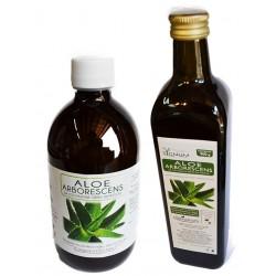 Sygnum Aloe Arborescens da coltivazione esente da pesticidi - ricetta Dr. Zago - 600g