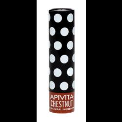 Apivita Lipcare Chestnut/19