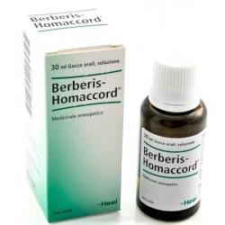 Berberis Homaccord Gocce Orali Heel 30ml