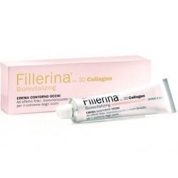 Fillerina 3D Collagen Biorevitalizing Crema Contorno Occhi Grado 3-bio 15ml