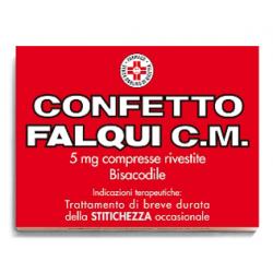Confetto falqui cm 20 Compresse 5 mg