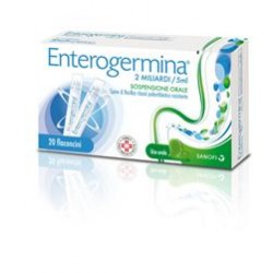 Enterogermina os 2 0 fl 2 mld/5 ml
