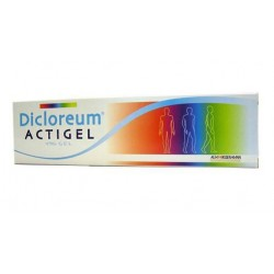 Dicloreum actigel gel 50 g 1 %