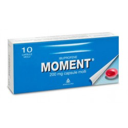 Moment 10 cps molli 200 mg