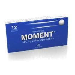 Moment 12 Compresse riv 200 mg