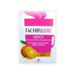 Tachifludec 10 bust arancia