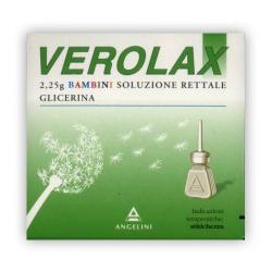 Verolax bb rett 6 clismi 2 ,2 5g