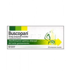 Buscopan 30 Compresse riv 10 mg